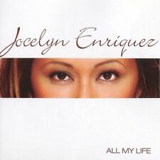 New Sealed Jocelyn Enriquez All My Life CD