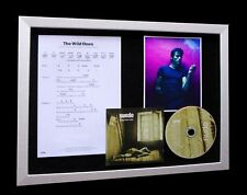 SUEDE The Wild Ones LIMITED Nod CD MUSIC FRAMED DISPLAY