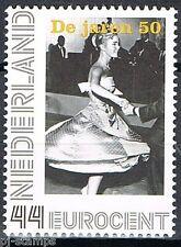 Nederland 2563-Aa-11 Nostalgie in postzegels de jaren 50 de petticoat - fashion