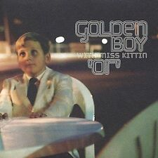 Golden Boy With Miss Kittin : Or CD VG