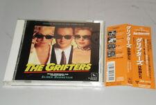 THE GRIFTERS - Elmer Bernstein - ORIG OST JAPAN CD 1991 W/ OBI - SLCS 7070 - NM