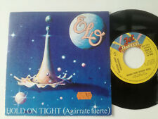 "ELO Agarrate Fuerte SPAIN 7"" VINYL 1981 NM"