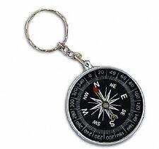 😊 6 x Kompass an Schlüsselkette als  Mitgebsel Kindergeburtstag Tombola Gewinne