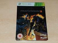 Crackdown 2 Limited Steelbook Edition Xbox 360 UK PAL **PLAYABLE ON XBOX ONE**