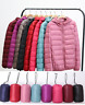Womens New Duck Goose Down Ultralight Winter Jacket Warm Puffer Coat Packable