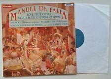 GEOFFREY SIMON/LSO DE FALLA Nights In The Gardens of Spain 1986 Chandos DIgital