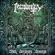 Necrowretch - With Serpents Scourge (NEW CD)