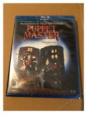 Puppet Master Remastered (Region A - US Import Blu-Ray) Brand New Sealed