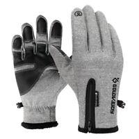 Winter Ski Gloves Touch Screen Snowboard Sport Motorcycle Glove For men