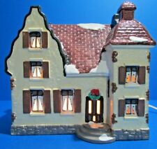 Dept 56 Original Snow Village Sonoma 1986 5062-8 excellent condition & lighted