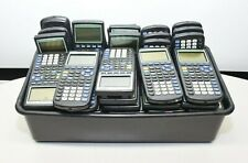 Lot of 52 - Texas Instrument Ti-83 Standard Graphing Calculators