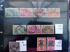 STAMPS USED MM BELGIAN CONGO