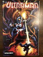 Ultraman # 1 1st Appearance Of Ultraman New/unread Ultracomics 1993