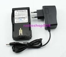 2700mAh  Li-ion Battery Pack & Charger for Motorola Radio VISAR JMN4013B EU plug