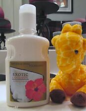 BATH and BODY WORKS EXOTIC COCONUT BODY LOTION~8 oz.~NEW~NEVER USED~RETIRED~RARE