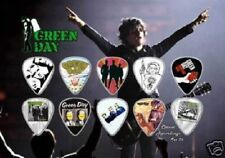 GREEN DAY - A5 SIZE LIMITED EDITION - GUITAR PICK DISPLAY - FREE POSTAGE