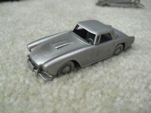 "Danbury Mint England Pewter Car 1959 Maserati 3500 GT 3 1/4"" Long"