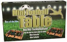 Mini Calcetto Da Tavolo In Legno Calcio Balilla Biliardino Con Pallina Inclusa