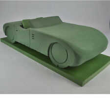 FLORAL FOAM CONVERTIBLE CAR FUNERAL TRIBUTE 3D WET OASIS TYPE SKU 4006