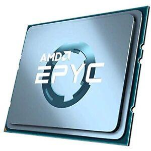 AMD 100-100000048WOF EPYC 7402P - Socket SP3-24 Cores - 2.8 GHz Processor