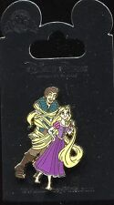 Flynn Rider Tangled In Rapunzel's Hair Disney Pin 102079