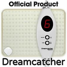 Dreamcatcher Luxury Electric Heat Pad (42cm x 32cm) Back Pain Relief