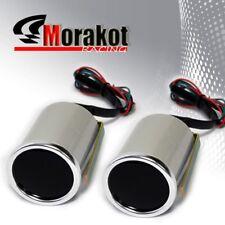 "Jdm Sport Universal Air/Fuel Ratio+Oil Pressure 52MM 2"" Inch Gauge Smoke Lens"