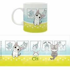 Chi's Sweet Home NEW * Chi Pawprints oz Mug * Cat Kitten Anime Coffee Cup Tea
