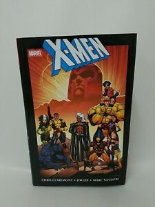 X-Men By Chris Claremont & Jim Lee Omnibus Vol 1 (2020) Marvel Hardcover