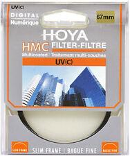 FILTRO HOYA UV (c) 67 HMC COLOR REAL PARA OBJETIVO CAMARA REFLEX