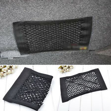 HOT Universal Car Seat Back Storage Mesh Net Bag Cargo trunk Nets 40 x 25cm