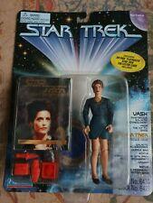 Vintage 1995 Star Trek Deep Space Nine,  Vash,  action figure by Playmates