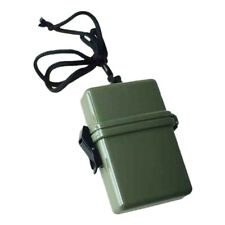 Waterproof Container Airtight Case Id Keys Money Beach V2K1