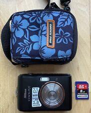 Nikon Coolpix L16 Digital-Kompakt-Kamera