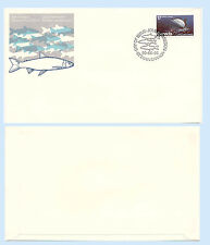Canada 1980 FDC First Day Cover Atlantic Whitefish Fish Marine Life FDC 853