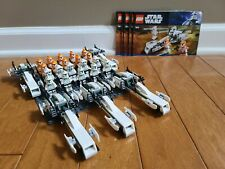 LEGO Star Wars lot (5x) 7913 Clone Trooper Battle Pack - 100% Complete