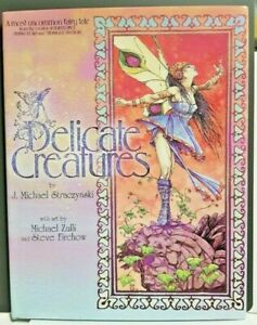 Delicate Creatures By. J. Michael Straczynski Top Cow 1st Print 2001 Unread NM