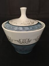 Cmielow China Sugar Bowl With Lid Made In Poland