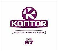 Kontor Top of the Clubs Vol.67 von Various | CD | Zustand gut