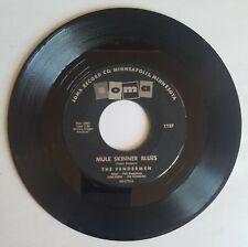 The Fendermen-Mule Skinner Blues/ Torture-45 Rpm Record-Soma Label