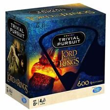 Trivial Pursuit Lord of the Rings Edition Winning Moves 31462 Game LotR