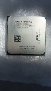 AMD Athlon, II X2 215, AM2+AM3, FSB 2000, 2.7 GHZ, DDR2/3, 1MB L2,