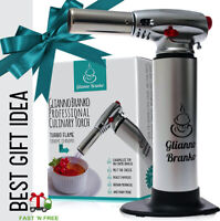 Blow Torch - Crème Brulee Torch - Best Butane Torch Lighter - Culinary Torch