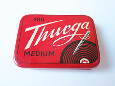 Grammophon NADELDOSE THURGA gramophone needle tin