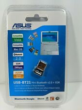 ASUS USB Mini Bluetooth 2.0 Dongle Adapter + EDR (3Mbps) #USB-BT21 (Please Read)