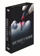 DVD - SIX FEET UNDER - Saison 1+2+3 - 15 DVD