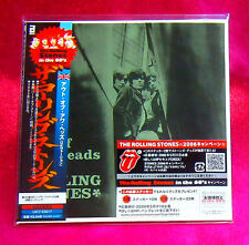 The Rolling Stones Out Of Our Heads ( UK VERSION) MINI LP CD JAPAN UICY-93017