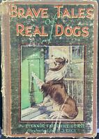 A collection of 21 stories about dogs. Illustrated by Eleanor Pease True Storie