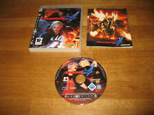 PS3 game - Devil May Cry 4 (complete PAL)