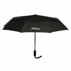 NEW Titleist Golf Professional FOLDING Umbrella - Black, TA8PROFU-0, $90